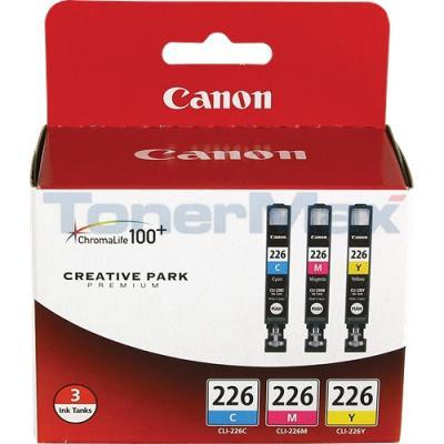 CANON PIXMA IX6520 INK COLOR VALUE PACK